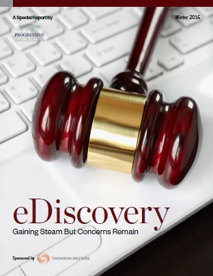 Survey Results: eDiscovery Gaining Steam But Concerns Remain
